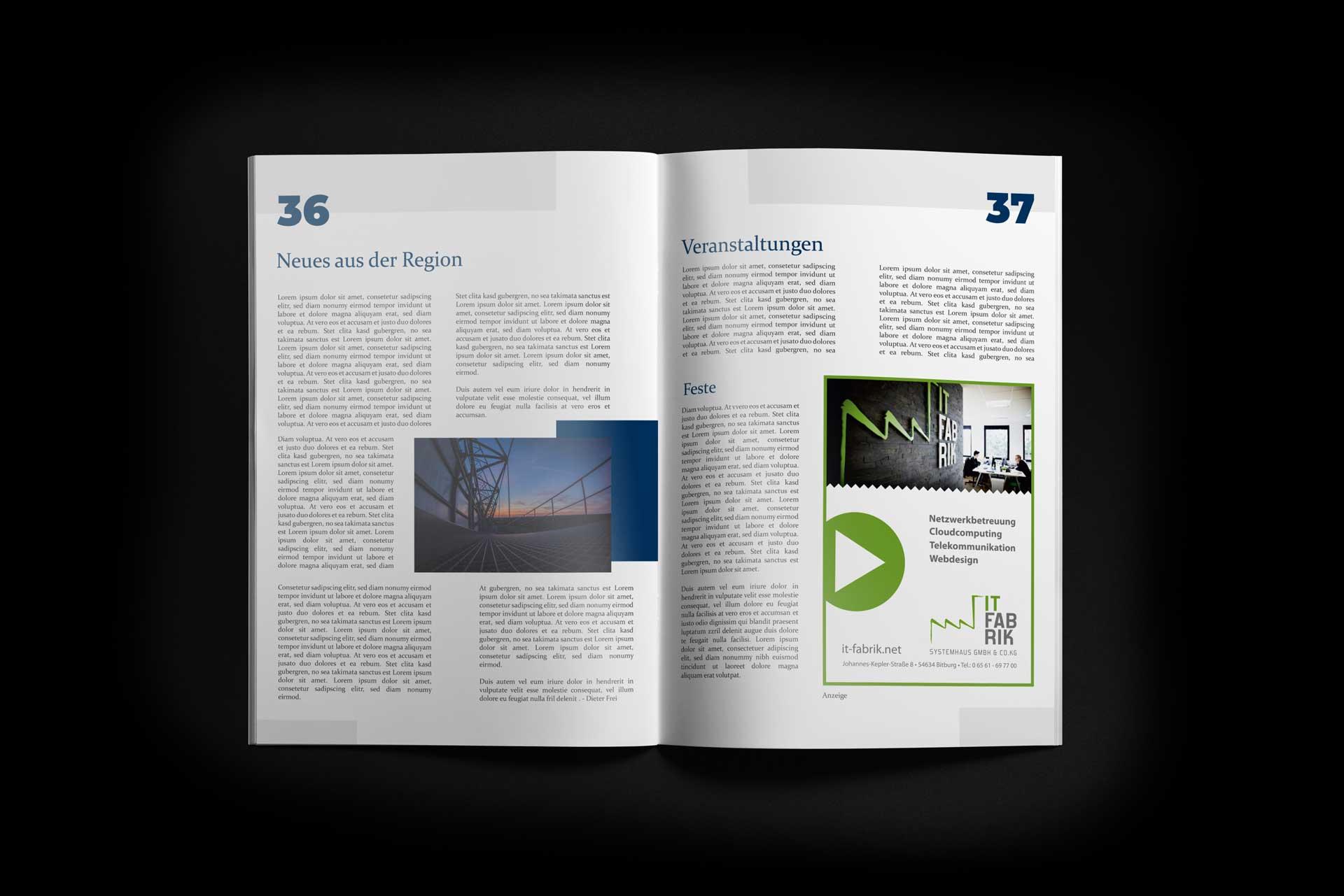 Te Designen   Ausdrucksstarke Anzeigen Gestalten Agentur 54